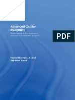 Advanced_Capital_Budgeting_Refinements_in_the_Economic_Analysis_of_Investment_Projects