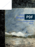 Goran Stockenstrom - Strindberg's Dramaturgy-University of Minnesota Press