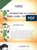 GLOBAL FASHION.pptx