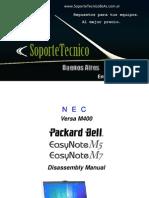 36 Service Manual - Packard Bell -Easynote m5 m7 Versa m400