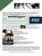 Press Release Music Studio Jan 2011b