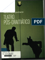 LEHMANN Hans-Thies - Teatro pos dramatico
