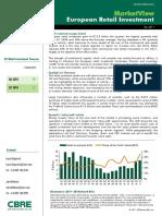Retail Investment q1 2011