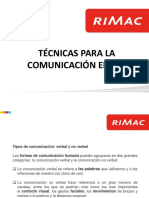Tecnicas Comunicacion Grupal PDF