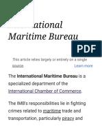 International Maritime Bureau - Wikipedia.pdf