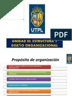 Unidad 3. Estructura y deseño organizacional