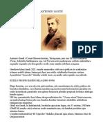 Gabo Blanco Gaudí