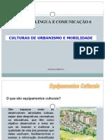 clc6 - Equipamentos culturais