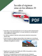 Que ha sido el régimen costarricense en los expo. participacion cuidadana..pptx
