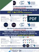 Mundo SIG - Matriz IPERC ante Covid-19 - Curso Internacional Mundo SIG 002 - 01.pptx