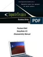 38 Service Manual - Packard Bell -Easynote c3