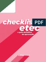 CHECKLIST-ETEC-Vestibulinho-2020