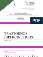 TRASTORNO HIPERCINETICO