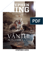 Stephen King - Turnul Intunecat - V4.5 Vantul prin gaura cheii 1.0 '{Horror}.docx
