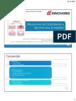 Correos electrónicos Unidad 2 - Modulo II - Mecanismo de Cicatrizacion y Barreras que la Impiden (27-10-2017)