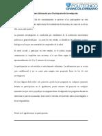 encuesta para Participantes de Investigación seguridad laboral.docx