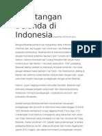 Kedatangan Belanda Di Indonesia Created By Elvira