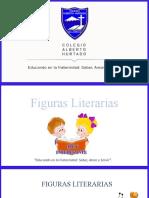 Poemas con figuras literarias 3° básico 22 al 26 junio