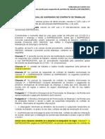 modelo de acordo individual para suspensao de contrato MP 936-2020