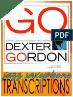 Dexter Gordon - GO! (Transcripciones) d.pdf