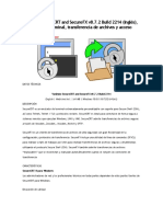 VanDyke SecureCRT and SecureFX v8