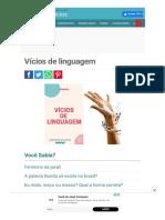 _ Vícios de linguagem235314