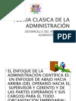 TEORIA CLASICA DE LA ADMINISTRACION (1) (3)