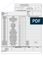 PSSO-CLCF-001 CHECK LIST CARGADOR FRONTAL