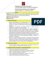 Guía de Lectura y Estudio N° 2 - CONDUCCIÓN POLÍTICA