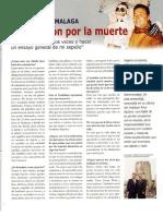 Reportaje a Luis Repetto Málaga Revista Anubis Año 1 Nº 2 2008