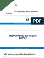 2. Herramientas_Videoconferencias_Webinar