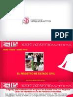 F.- SEXTA SEMANA - SESION 11 Y 12 LOS REGISTROS