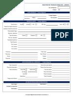 Formularios Registro RTE - APNFDS