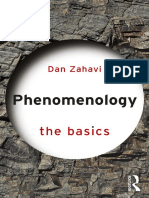 Zahavi - Phenomenology_ The Basics.pdf