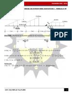 Solucionario de Estructuras Isostaticas