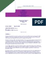3. Garcia v. Thio, GR No. 154878, March 16, 2007