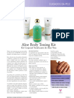 Forever Living - Aloe Body Toning Kit