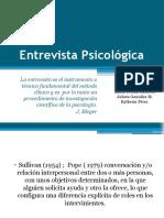exposicion de Ps. clinica I