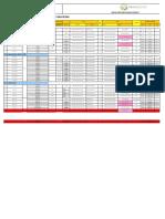 PIPING WPS  SUMMARY LIST 2020.06.30
