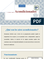 Grupo 5 - Aires Acondicionados