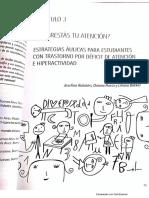 TDAH-Estrategias aulicas