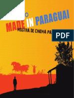 Made in Paraguai - Mostra de cinema paraguaio.pdf