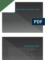 Diseño de instrucciones del usuario
