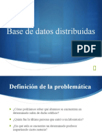Presentación de BDD (1era entrega)