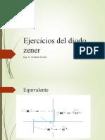 PROBLEMAS DE DIODO ZENER.ppt