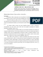 ACIDENTE OFÃ_DICO EM CÃO – RELATO DE CASO