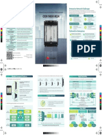 OSN 9800 M24 Brochure
