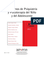 cuadernos de psiquiatria y psicologia del niño y del adolescente