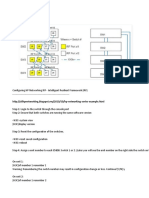 IRF Configuration Steps