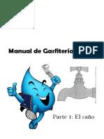 6.1.09 Manual de Gasfitería Básica - Caños